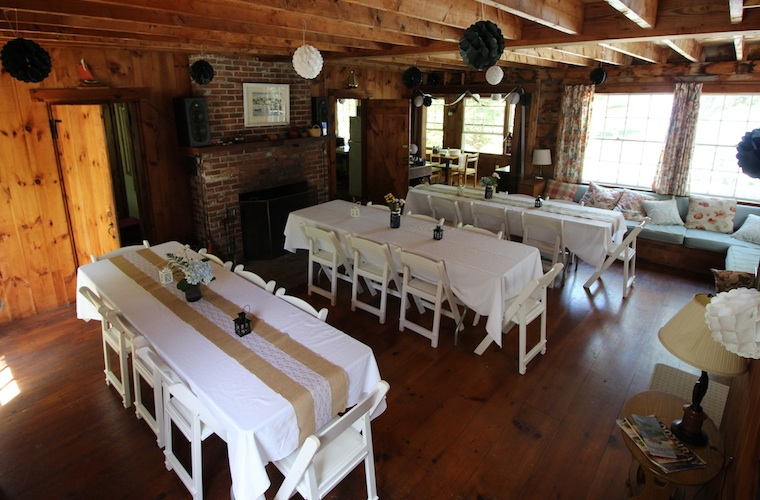 Boothbay Harbor Waterfront Weddings At Harborfields